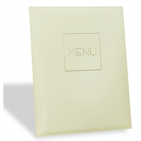 Protège Menu Restaurant Collection ATHENES A4 STANDARD